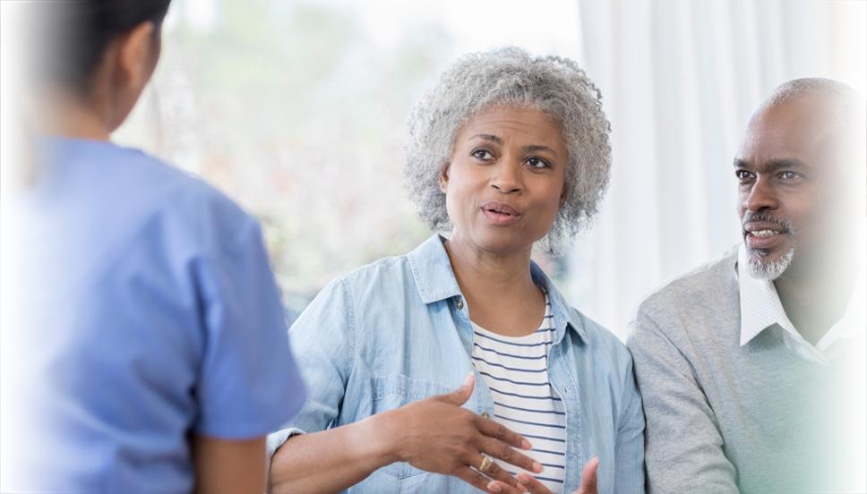 Conexión de asistencia para pacientes